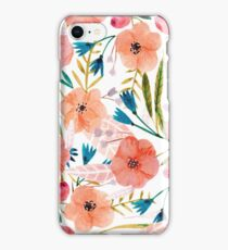 Floral Dance iPhone Case/Skin