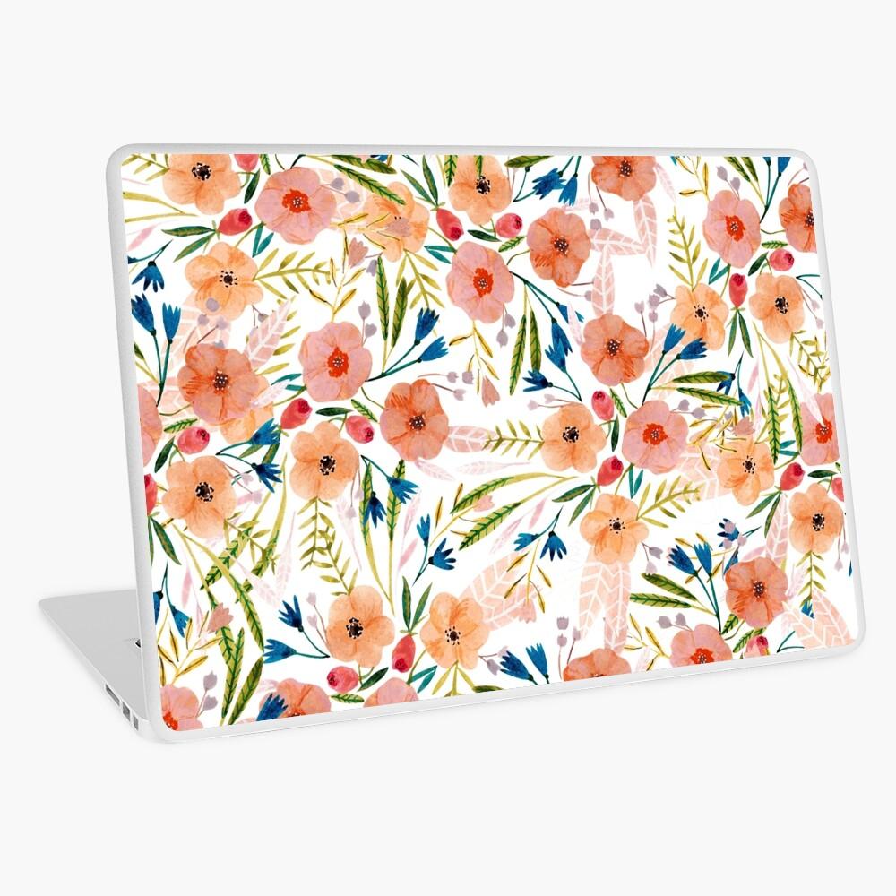 Floral Dance Laptop Skin
