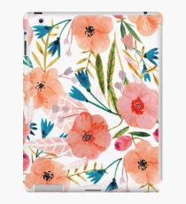 Blumentanz iPad-Hülle & Klebefolie
