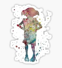 colorful elves Sticker