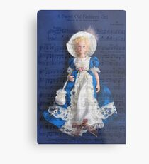 A Sweet Old Fashioned Girl # 2 Metal Print