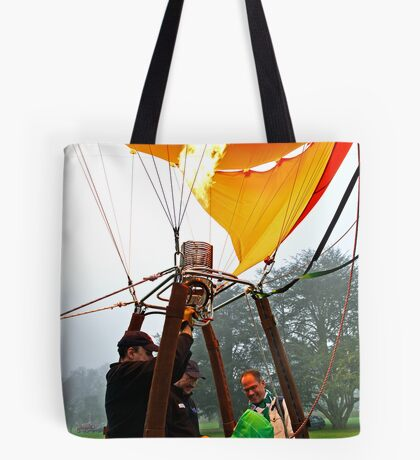 Canberra Balloon Fiesta Tote Bag