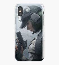 R6S Ela iPhone Case