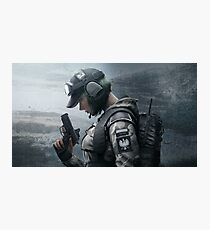 R6S Ela Photographic Print