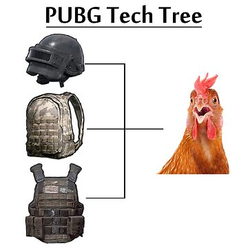 PUBG Collection - PUBG Tech Tree by Redmoon62