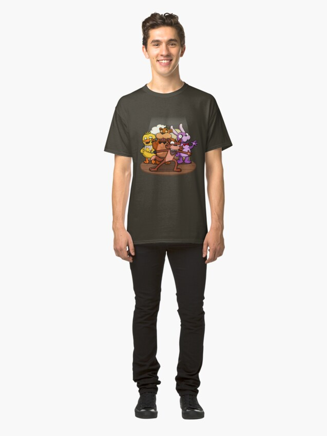 Alternate view of Performing for you LIVE!! Classic T-Shirt