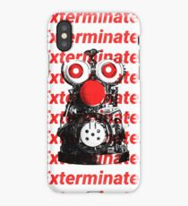 Exterminate. iPhone Case/Skin
