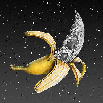 Moon Banana! de jamesormiston