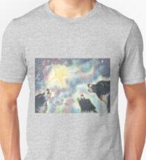 Carol Howling, border collie dogs carol singing, Christmas T-Shirt