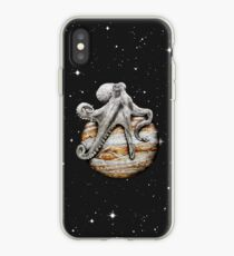 Vinilo o funda para iPhone Cefalópodo Celestial