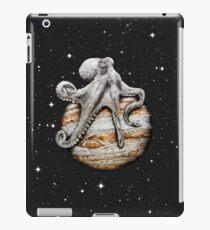Himmlischer Cephalopod iPad-Hülle & Klebefolie