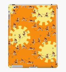 Yoga dog iPad Case/Skin