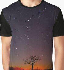 Bushfire Sky Graphic T-Shirt