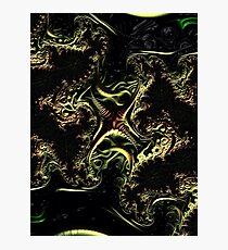 Quadramorph  Photographic Print