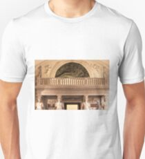 Flanking The Door At The Hall Of Statues ©  T-Shirt