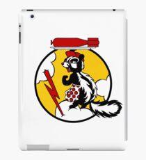 Happy Housewife Skunk iPad Case/Skin