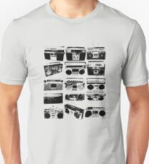 Temple Of Boom Box T-Shirt