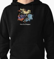 Here be Dragons - Programming Pullover Hoodie