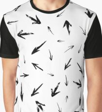Ink arrows Graphic T-Shirt