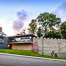 Cardigan Castle by mlphoto