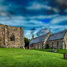 St Thomas Church, St Dogmaels by mlphoto
