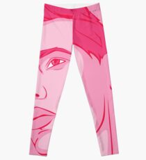 Pretty in pink Leggings