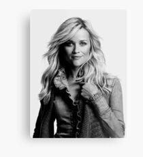 Reese Witherspoon Metal Print
