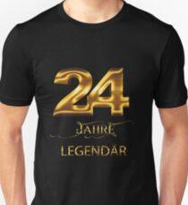 24 Jahre Legendär T-Shirt
