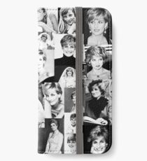 Lady Diana iPhone Wallet/Case/Skin