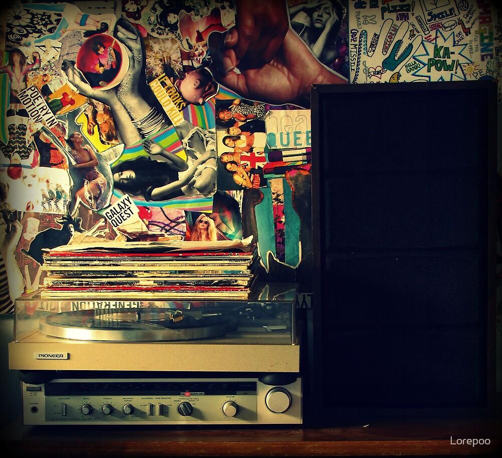 Vinyls by Lorepoo