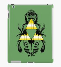 Zelda Triforce Ink iPad Case/Skin