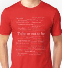 Shakespeare is Universal T-Shirt