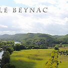 View from Beynac by DutchBeastie