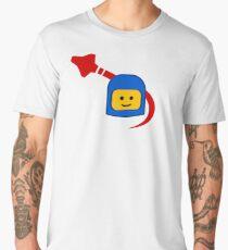 LEGO Classic Space Fan Men's Premium T-Shirt