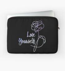 BTS - Love Yourself Black Version Laptop Sleeve