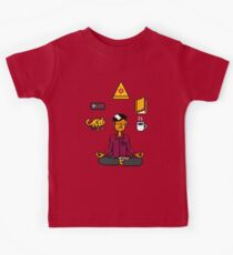 Meditation Games Coffee and Books Kids Clothes