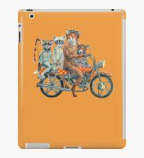 Fox Ride iPad Case/Skin