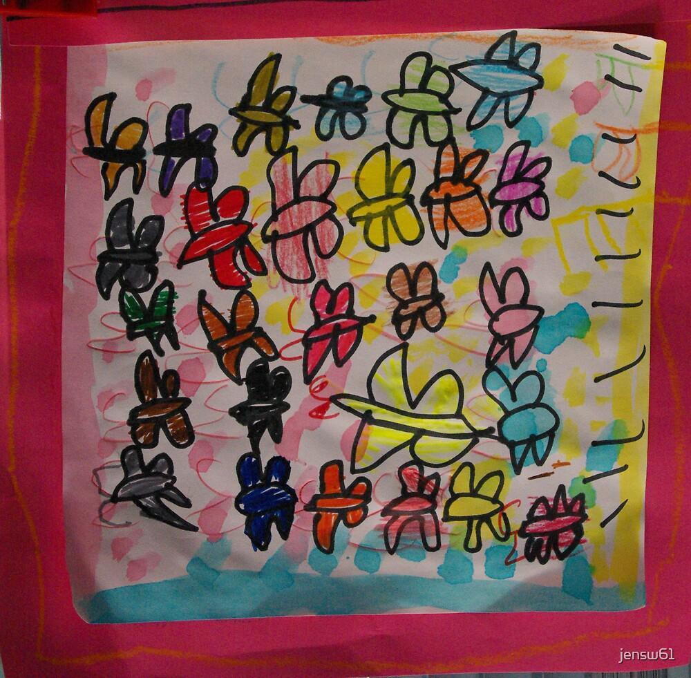 Butterflies by jensw61