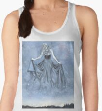 Night and her Train of Stars Women's Tank Top