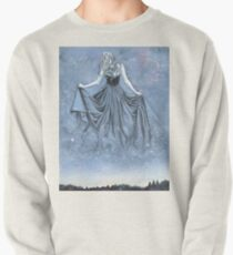 Night and her Train of Stars Pullover