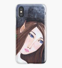 Five of Earth iPhone Case/Skin