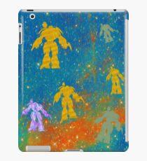 Robots-Space-Sci-fi Fantasy iPad Case/Skin