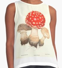 Mushrooms Contrast Tank
