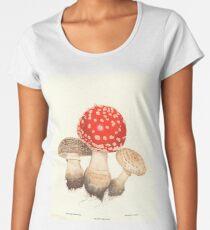Mushrooms Women's Premium T-Shirt