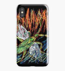 Winged Bug iPhone Case