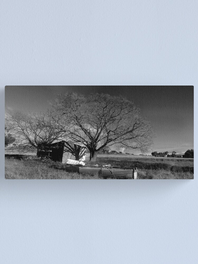Alternate view of The Shed Canvas Print