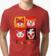 Fantastic Mr. Fox Tri-blend T-Shirt