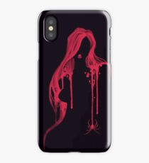 Spider's Kiss iPhone Case