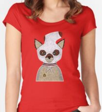 ash 2 Women's Fitted Scoop T-Shirt