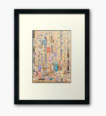 Bugaboo Forest Framed Print